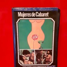 Cine: MUJERES DE CABARET (JORGE RIVERO , SASHA MONTENEGRO) - RAREZA NUNCA EN TC. Lote 70187417