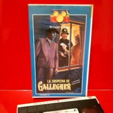 Cine: EL CANAL DISNEY (VOL. 15) - LA SOSPECHA DE GALLAGHER (1987). Lote 70441217