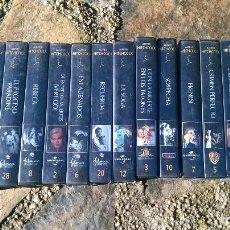 Cine: COLECCIÓN CINE VHS ALFRED HITCHCOCK PELÍCULAS. Lote 70465461