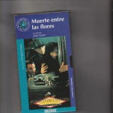 Cine: PELICULA VHS MUERTE ENTRE LAS FLORES. Nº 55 PERIODICO EL MUNDO. Lote 70571133