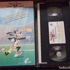 Cine: SUPERSTAR GOOFY - WALT DISNEY - FILMAYER 1987. Lote 181519472
