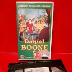 Cine: DANIEL BOONE - LARGO DE HANNA BARBERA (MUY DESCATALOGADA). Lote 71145797