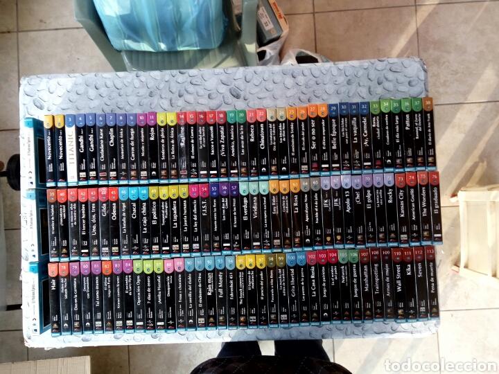 Cine: Colección 113 + 3 VHS El Mundo, - Foto 2 - 71510214