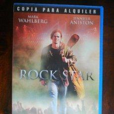 Cine: CINTA VIDEO VHS ROCK STAR. Lote 71597015