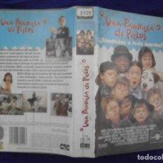 Cine: ((PELICULA-VHS))-UNA PANDILLA DE PILLOS. Lote 72191079