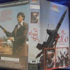 Cine: ((PELICULA-VHS))-EL FILO. Lote 72224615