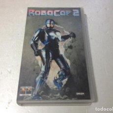 Cine: ROBOCOP 2 VHS. Lote 72765107
