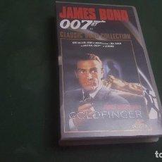 Cine: GOLDFINGER. JAMES BOND 007. SEAN CONNERY. Lote 73062935
