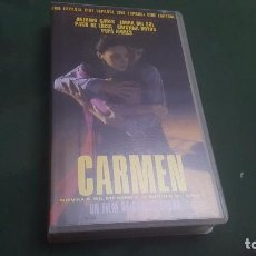 Cine: CARMEN. CARLOS SAURA. ANTONIO GADES, PACO DE LUCIA,.... Lote 73064403