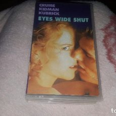 Cine: EYES WIDE SHUT. TOM CRUISE Y NICOLE KIDMAN. KUBRICK. Lote 73513415