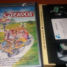 Cine: LOS CATEADOS- VHS- (1980) - CLAUDE ZIDI, DANIEL AUTEUIL MICHEL GALABRU. Lote 73527793