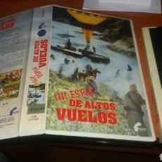 Cine: UN ESPIA DE ALTOS VUELOS- VHS- WALT DISNEY. Lote 73530015
