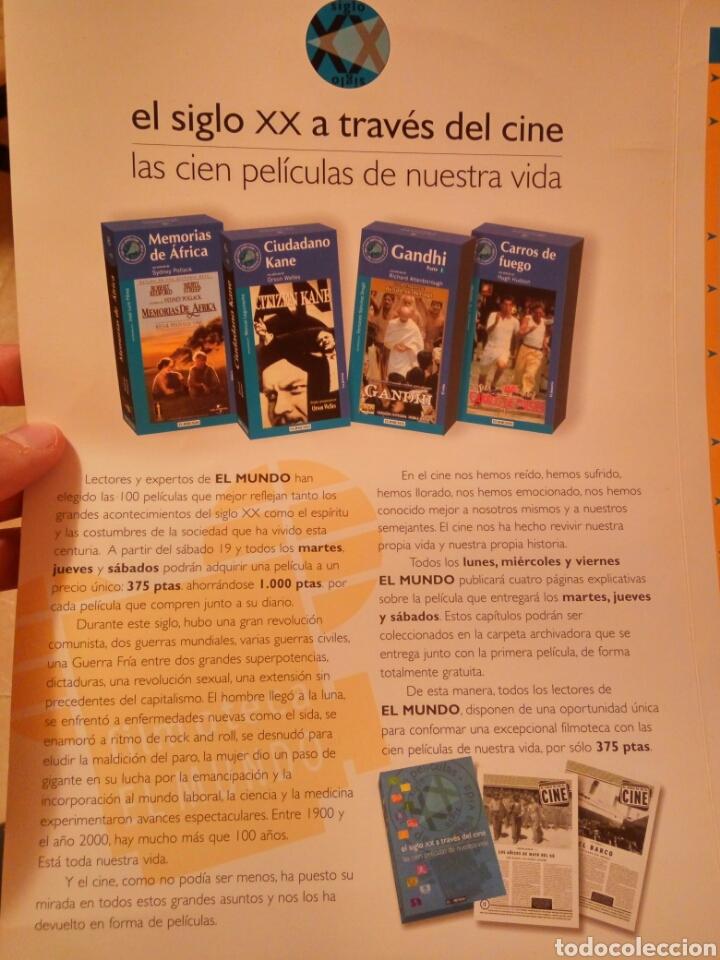 Cine: Colección 113 + 3 VHS El Mundo, - Foto 3 - 71510214