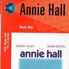 Cine: ANNIE HALL (WOODY ALLEN). Lote 74746475