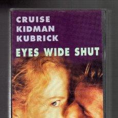 Cine: EYES WIDE SHUT (DIR: STANLEY KUBRICK · WARNER BROS, 1999 · INT: TOM CRUISE, NICOLE KIDMAN). Lote 74934579