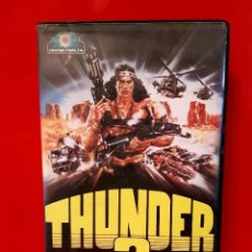 Cine: THUNDER 3 (1987) FABRIZIO DE ANGELIS. Lote 75034083