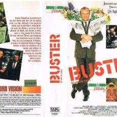 Cine: VHS - BUSTER EL ROBO DEL SIGLO - PHIL COLLINS, JULIE WALTERS - ROBOS & ATRACOS. Lote 75046771