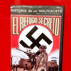 Cine: EL REFUGIO SECRETO (1975) - JULIE HARRIS, NAZISMO. Lote 75436515