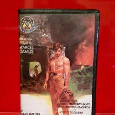 Cine: VENGANZA - RAREZA VHS. Lote 75555835
