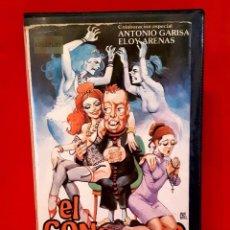 Cine: EL CONSENSO (1980) - DIR. JAVIER AGUIRRE. Lote 75741175