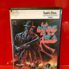 Cine: LA NOCHE DE LA IRA (1985) . Lote 75756611