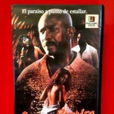 Cine: OSCURO PARAISO (1990) - GEORGE MENDELUK - LOUIS GOSSETT. Lote 75756671