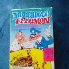 Cine: MORTADELO Y FILEMON VHS. Lote 75988487