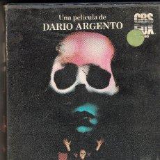 Cine: INFERNO.DARIO ARGENTO. VHS.. Lote 76086871
