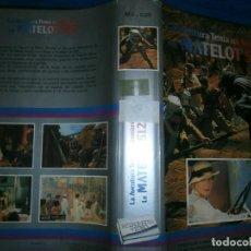 Cine: ((PELICULA-VHS))-LA AVENTURA TENIA UN NOMVRE LE MATELOT 512. Lote 76641291