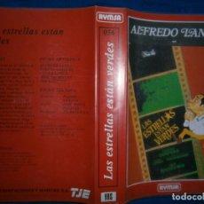 Cine: ((PELICULA-VHS))-LAS ESTRELLAS ESTAN VERDES. Lote 76951685