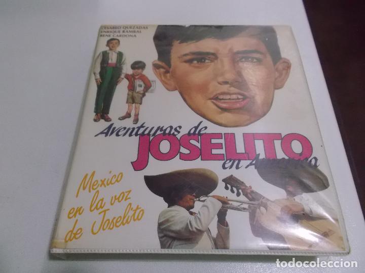 JOSELITO EN AMERICA VHS ESTUCHE XL GRANDE IRC ESPAÑA (Cine - Películas - VHS)