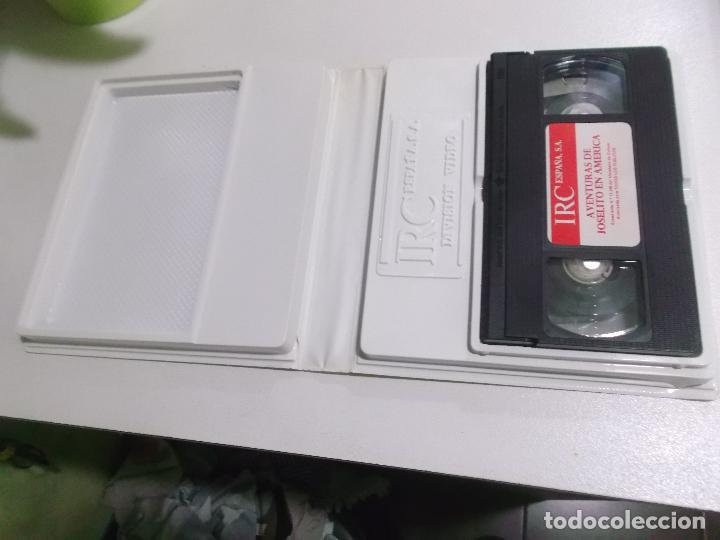 Cine: JOSELITO EN AMERICA VHS ESTUCHE XL GRANDE IRC ESPAÑA - Foto 3 - 77128805