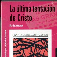 Cine: LA ÚLTIMA TENTACIÓN DE CRISTO. Lote 77612477