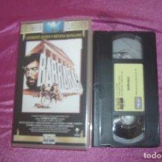 Cine: VHS BARRABAS. RICHARD FLEISCHER, 1961.. Lote 77724133