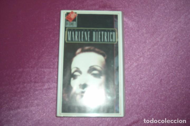 VHS UNA NOCHE CON MARLENE DIETRICH VHS (Cine - Películas - VHS)