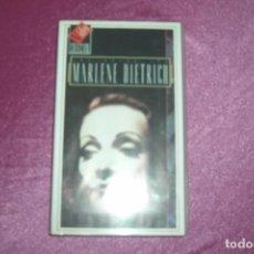 Cine: VHS UNA NOCHE CON MARLENE DIETRICH VHS. Lote 77798097