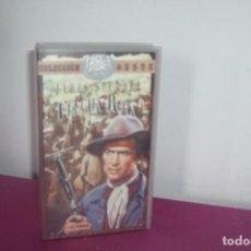 Cine: FLECHA ROTA JAMES STEWART CINE EN VHS OESTE JAMES STEWART . Lote 77871529