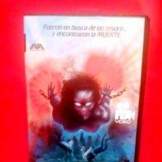 Cine: LA CALAVERA VIRGEN - THE DEATHHEAD VIRGIN (1974) - RAREZA NUNCA EN DVD. Lote 78314173