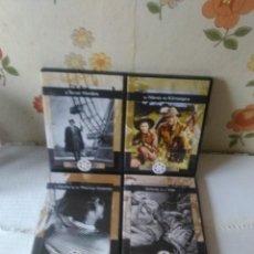 Cine: 4 PELICULAS EN DVD DE JOYAS DEL CINE - JJDVD. Lote 78524129