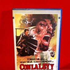 Cine: CON LA LEY Y CON EL HAMPA (1976) - UMBERTO LENZI TOMAS MILIAN. Lote 79148069
