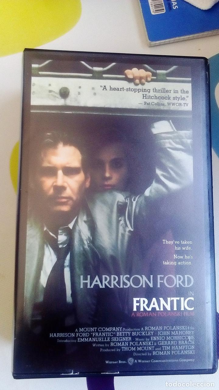 Cine: HARRISON FORD - FRANTIC - Foto 1 - 79985853