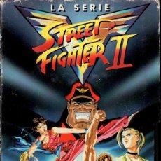 Cine: STREET FIGHTER II, EPISODIOS 1 Y 2. Lote 80230989