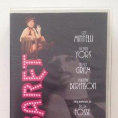 Cine: CABARET (1972) VHS/PAL/CASTELLANO. Lote 80499837