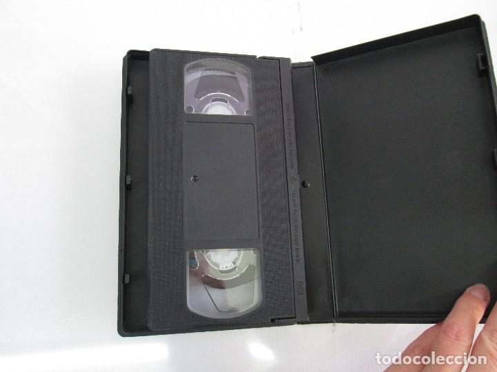 Cine: AGUJETAS CANTAOR. PELICULA DE DOMINIQUE ABEL. CINTA VHS. VER FOTOGRAFIAS ADJUNTAS - Foto 7 - 80516961
