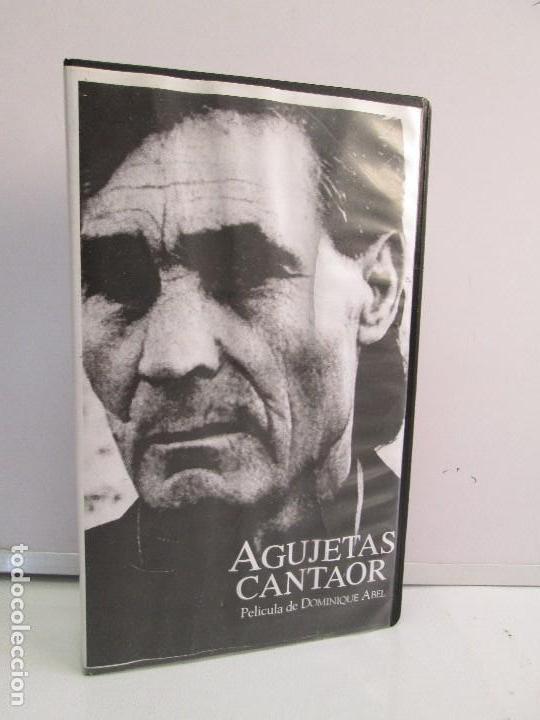 AGUJETAS CANTAOR. PELICULA DE DOMINIQUE ABEL. CINTA VHS. VER FOTOGRAFIAS ADJUNTAS (Cine - Películas - VHS)