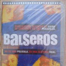 Cine: CINTA VHS BALSEROS DOCUMENTAL TV3 AÑO 2002 CARLES BOSCH JOSEP Mª DOMENECH. Lote 80711034
