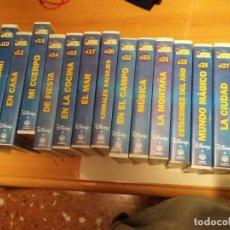 Kino - 15 cintas VHS magic english - 81564296