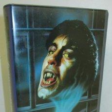 Cine: VHS - HORROR EN ALCATRAZ - TERROR. Lote 81931936