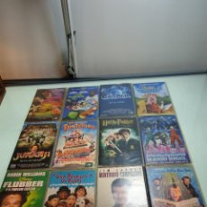 Cine: LOTE DE 12 PELÍCULAS VHS - PARA TODOS LOS PÚBLICOS - MUY DIVERTIDAS PARA LOS PEQUES - . Lote 81985944
