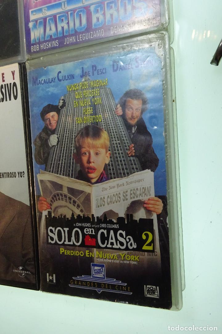 Cine: LOTE DE 12 PELÍCULAS VHS - PARA TODOS LOS PÚBLICOS - MUY DIVERTIDAS PARA LOS PEQUES - - Foto 5 - 81985944